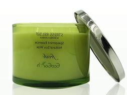EcoEarth Scented Candles , Aromatherapy, Soy Candles, Aromat