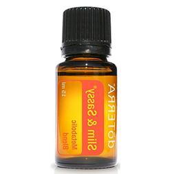 doTERRA - Slim & Sassy Essential Oil Metabolic Blend - Promo