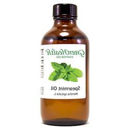 GreenHealth Spearmint 100% Pure Essential Oil - 4oz