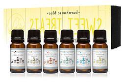 Sweet Treats Gift Set of 6 - Premium Grade Fragrance Oils -