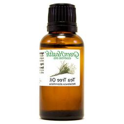 1 fl oz Tea Tree Essential Oil  - GreenHealth