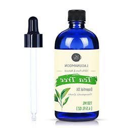 Lagunamoon Tea Tree Essential Oil,Pure Natural Therapeutic G