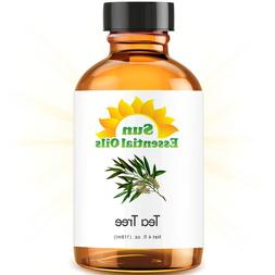 Best Tea Tree Essential Oil 100% Purely Natural Therapeutic