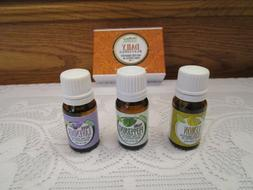 Healing Solutions Therapeutic Essential Oil Daily Blessings