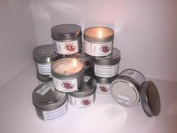 Therapeutic Infused Essential Oil Aromatherapy Candles