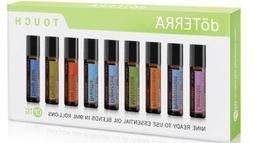 doTERRA Touch - 9 Ready to use Essential Oil Blends in 9 ml