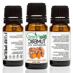 BioFinest Turmeric Oil - 100% Pure Turmeric Essential Oil -R