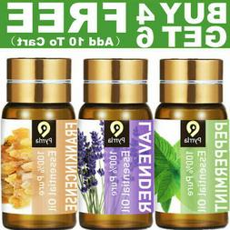 US Essential Oil 100% Pure Natural Aromatherapy Fragrance Sc