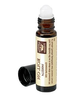 Vanilla Essential Oil Pre-Diluted Roll-On 10ml by Fabulous F