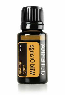 doTERRA Wild Orange Essential Oil 15ml New Sealed FREE SHIPP