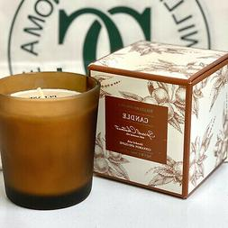 Williams Sonoma Essential Oils Boxed Candle, SPICED CHESTNUT