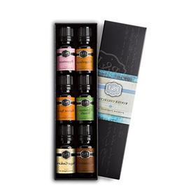 P&J Trading Winter Set of 6 Premium Grade Fragrance Oils set