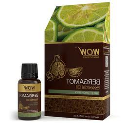 wow bergamot essential oil pure aromatherapy