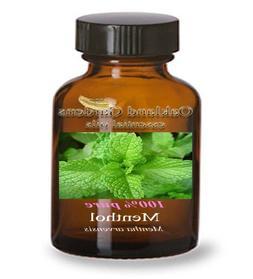 4.0 fl oz x LIQUID MENTHOL Essential Oil - 100% PURE Therape