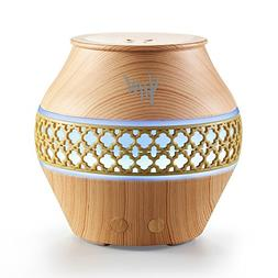 YHW Essential Oil Diffuser with Night Light, 6 to12 hours Co