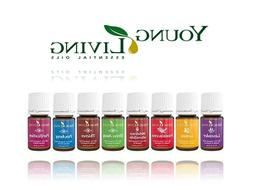 Young Living Essential Oil Single New Sealed  + FREE SHIPPIN