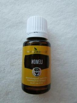 Young Living LEMON 15ml Essential Oil Therapeutic Grade New