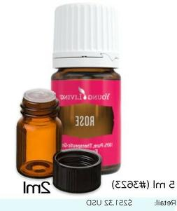 Young Living Rose Essential Oil 2 Ml