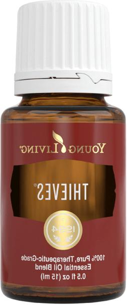 Young Living Thieves 100% Pure Therapeutic-Grade Essential O